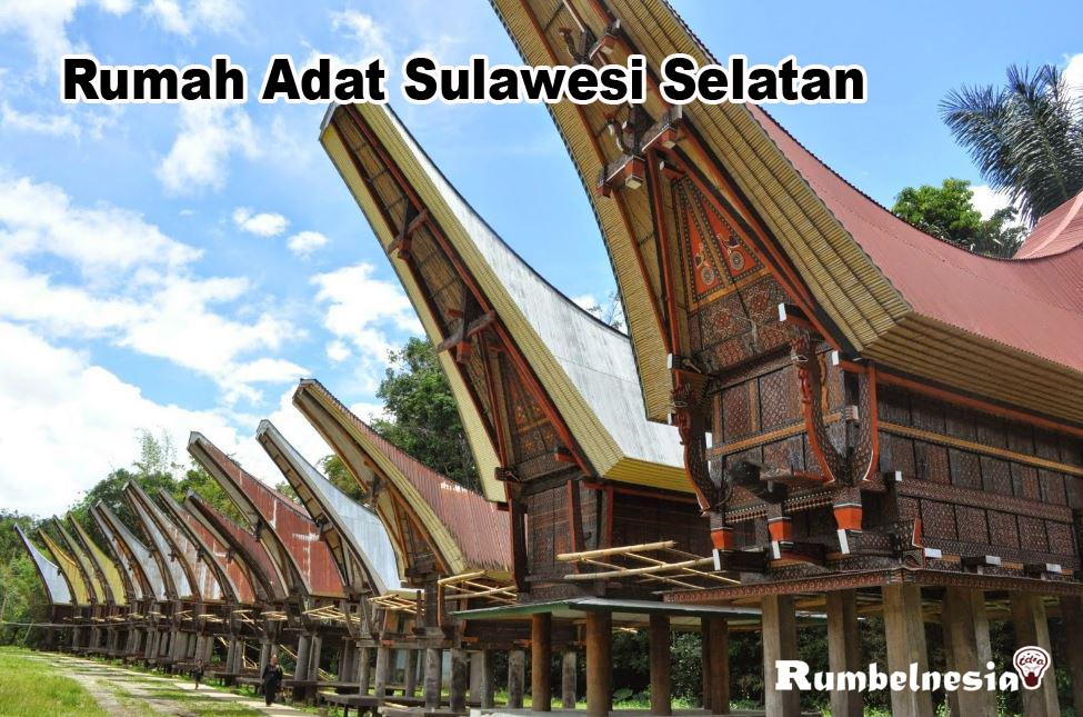 Rumah Adat Sulawesi Selatan