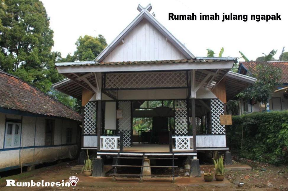 Keunikan Rumah Adat Jawa Barat Rumbelnesia Com