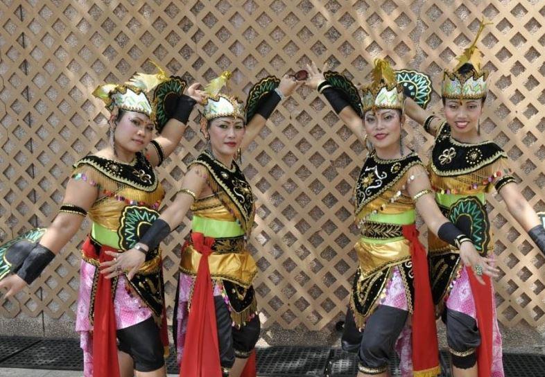 Tari Garuda Nusantara